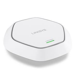 Linksys LAPN300-EU Business Access Point Wireless Wi-Fi Single Band 2.4GHz N300 with PoE